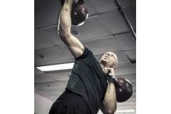 Wyposażenie siłowni crossfit i klubu fitness