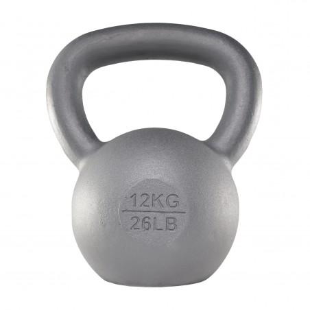 Kettlebell żeliwny 12 kg