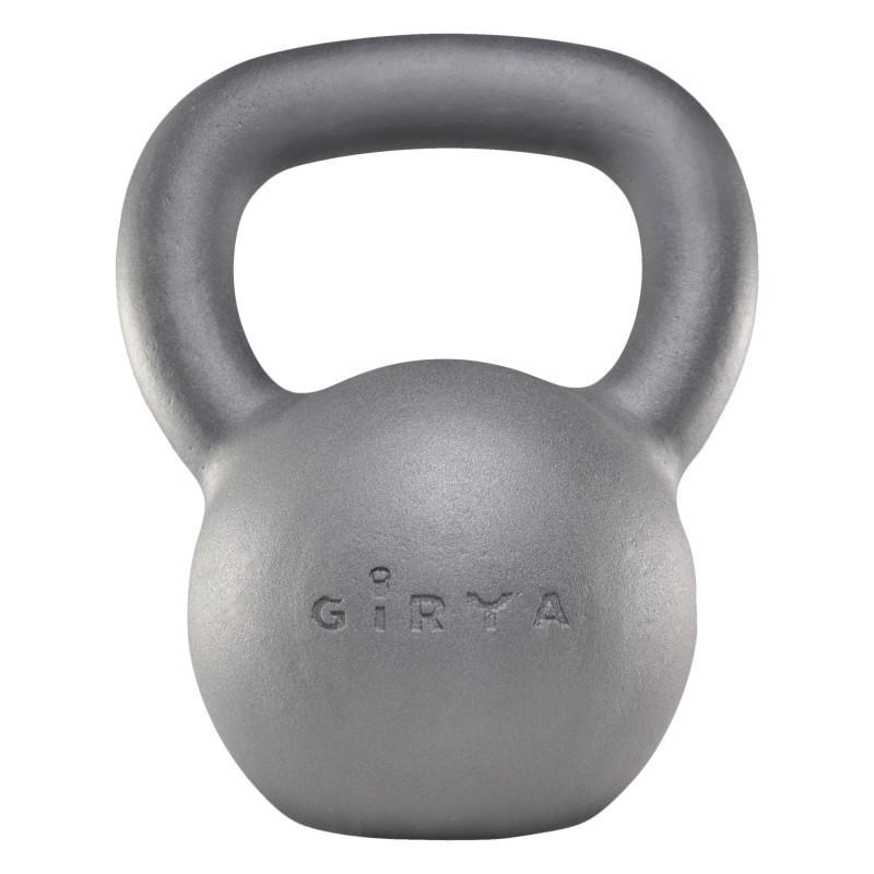 Kettlebell żeliwny 16 kg