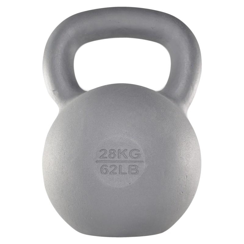 Kettlebell żeliwny 28 kg
