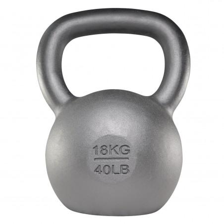 Kettlebell żeliwny 18 kg