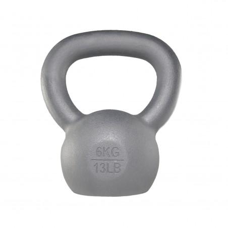 Kettlebell żeliwny 6 kg
