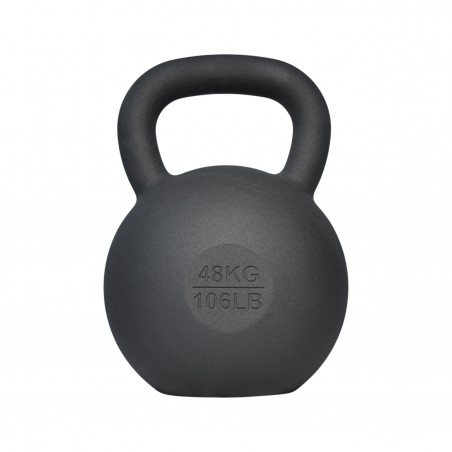 Kettlebell żeliwny 48 kg