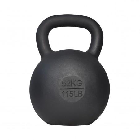 Kettlebell żeliwny 52 kg