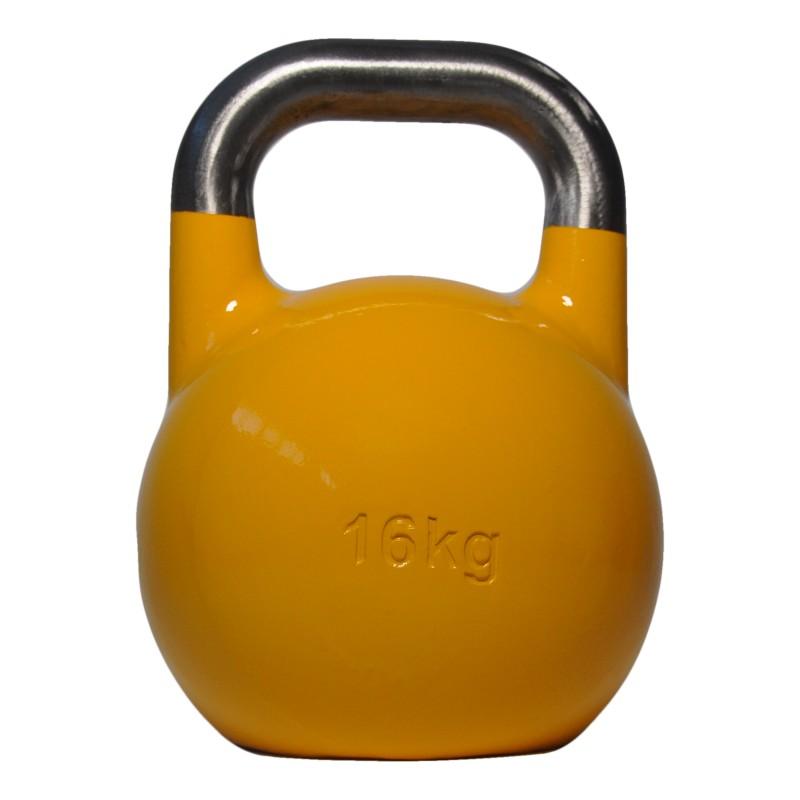 Kettlebell turniejowy 16 kg
