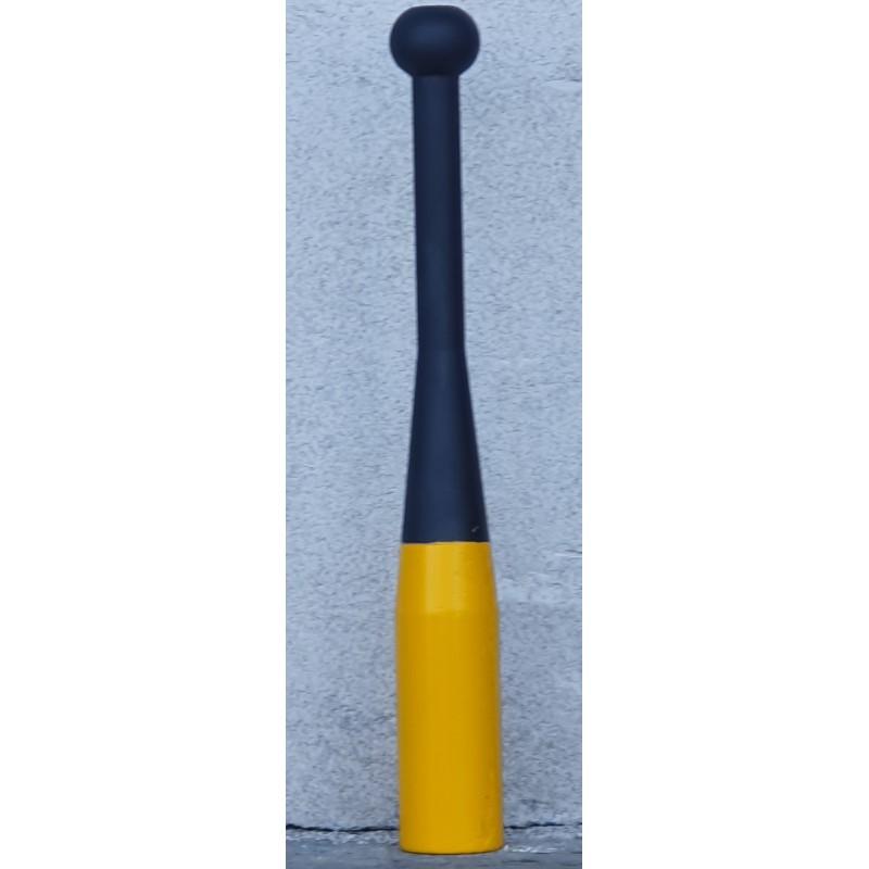 Clubbell 4 kg żółty version basic